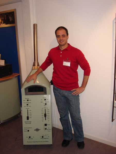 software para sonometros