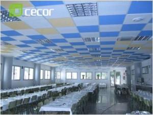 techo propiedades acusticas