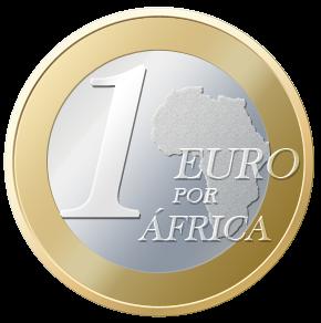 1 euro por africa