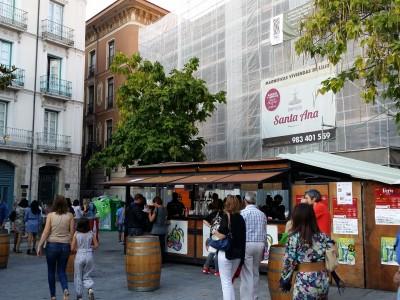 Medida Ruido CECOR Plaza Santa Ana Valladolid